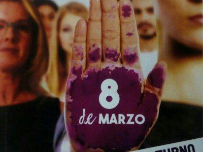 Huelga día 8 Marzo