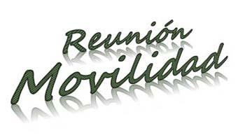 Reunión Movilidad 14 de febrero