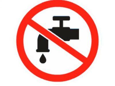 Cocheras lleva 72 horas sin agua